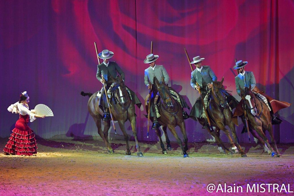 Les cavaliers de Cordoba